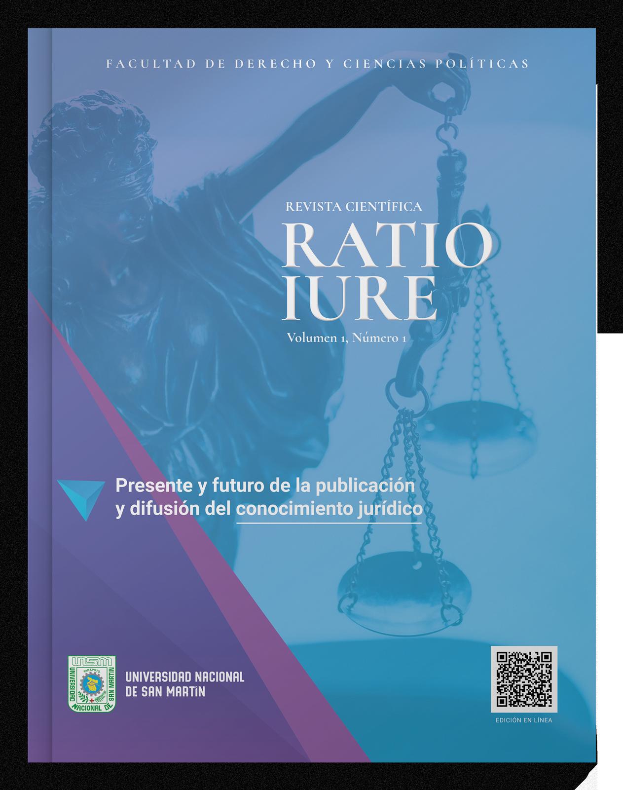 Ver Vol. 1 Núm. 1 (2021): Presente y futuro de la publicación y difusión del conocimiento jurídico